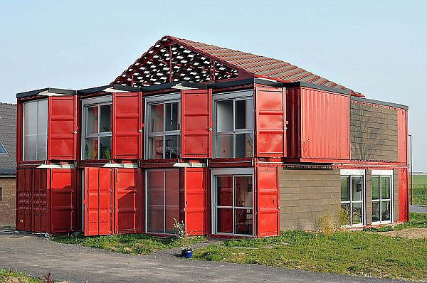 Beautiful Shipping Container Homes