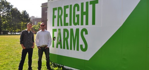 Freight Farms Mobile Shipping Container Greenhouses