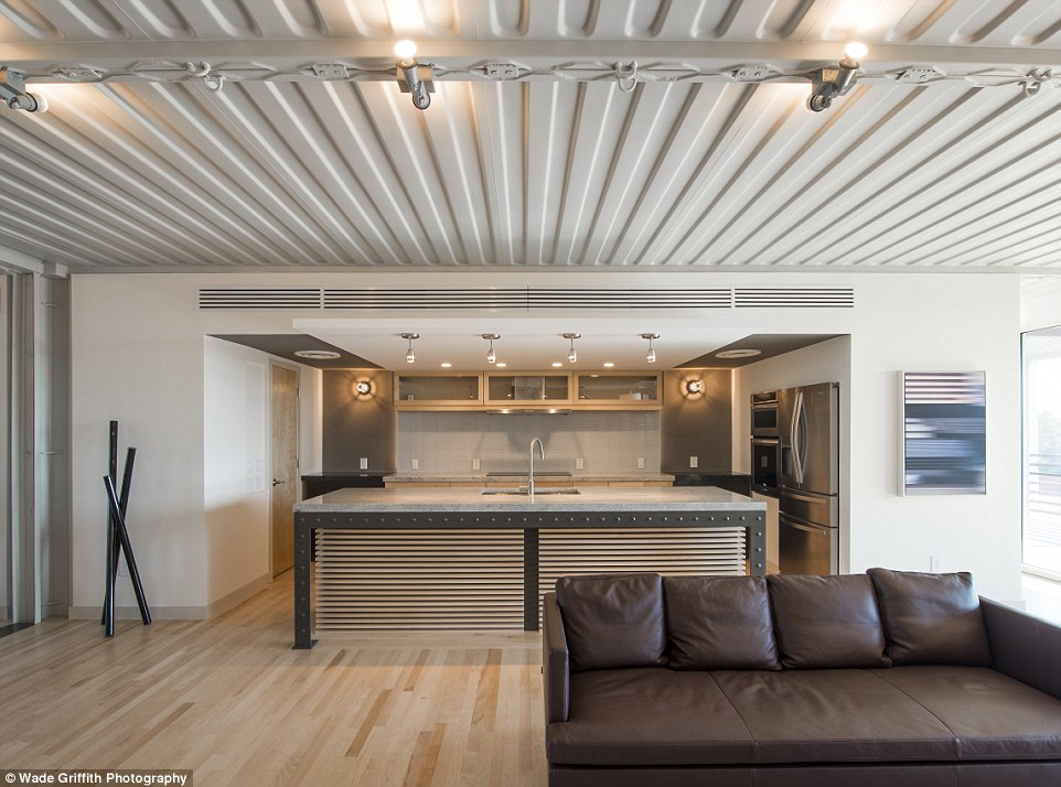 interior of shipping container homes a modern shipping container home in dallas 24503