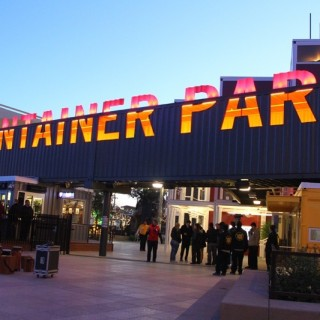 Downtown Las Vegas Shipping Container Park