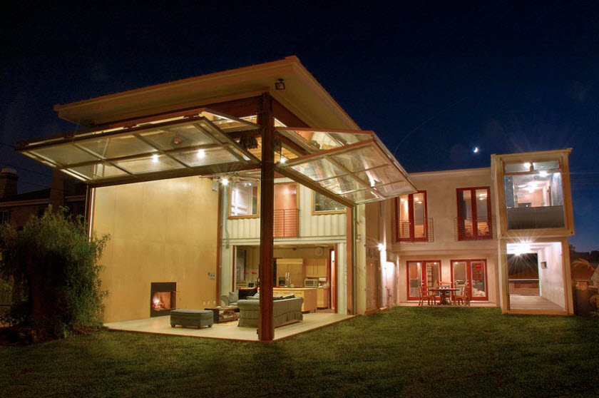 15 awesome shipping container homes - Best Shipping Container Homes