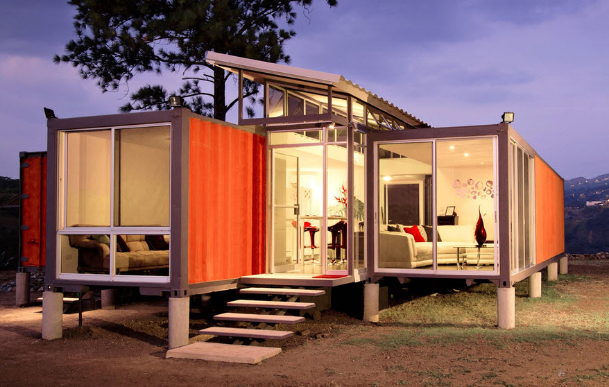 15 Awesome Shipping Container Homes