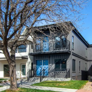 Luxury Shipping Container Home In Denver