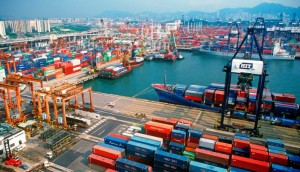 Sixty Years Of Shipping Containers