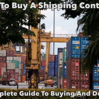 how to buy a shipping container. A complete guide to buying and delivery.