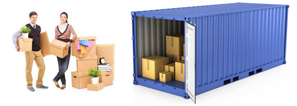 Moving To A New Home With A Shipping Container Buy A