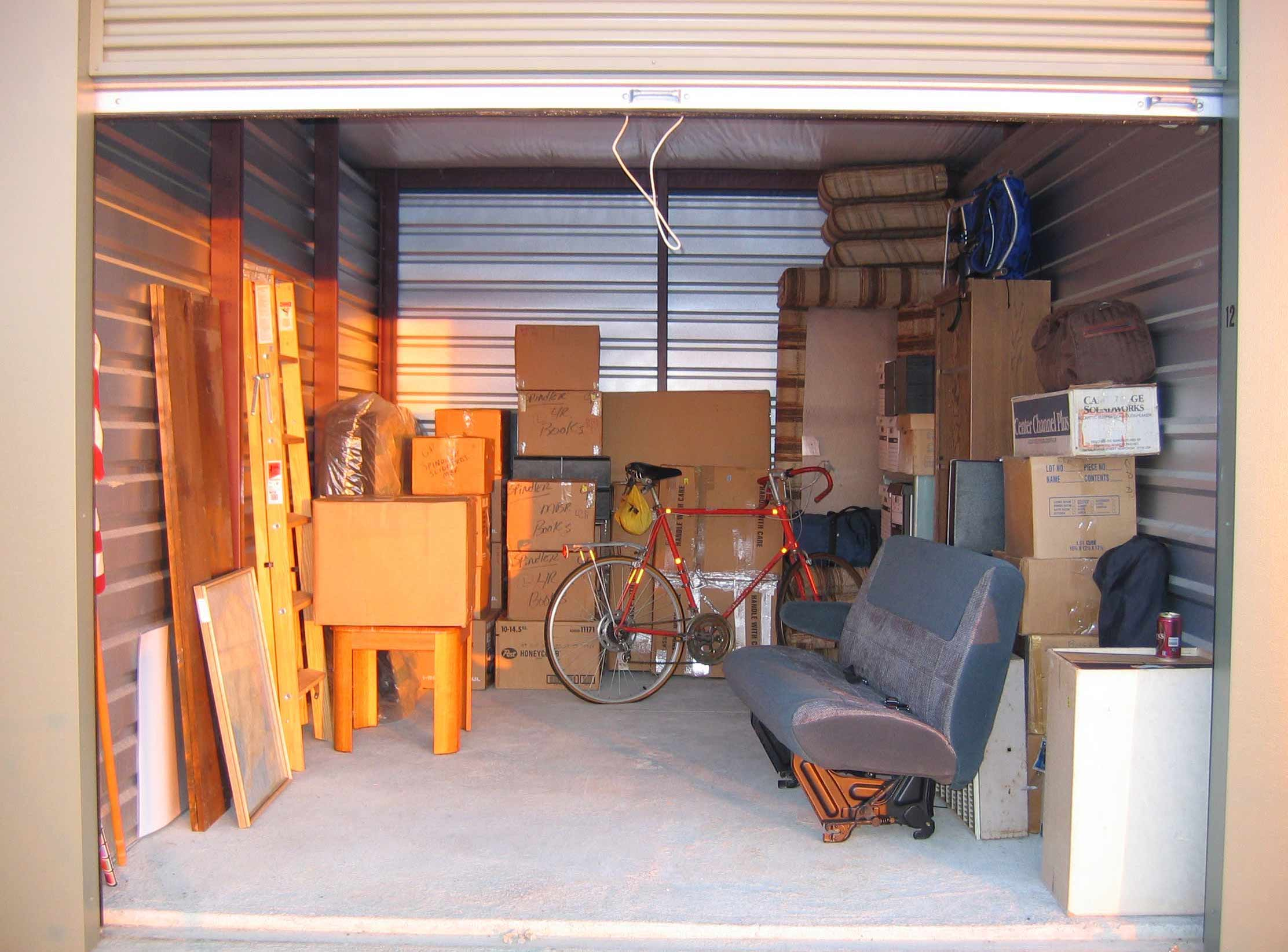 Renting A Self Storage Unit Vs Buying A Shipping Container & Storage Unit Search - Listitdallas