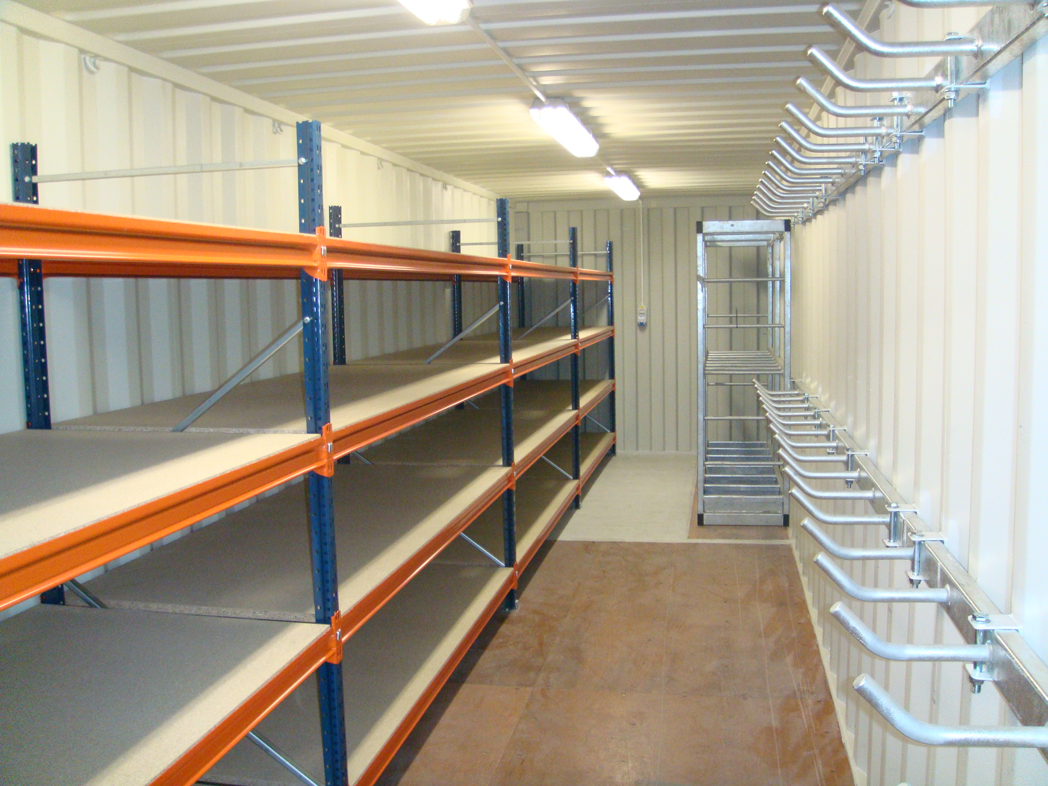 One of the best alternatives to renting a self storage unit is buying a shipping container in new or used condition. A shipping container is basically just ... & Renting A Self-Storage Unit VS Buying A Shipping Container - Buy a ...