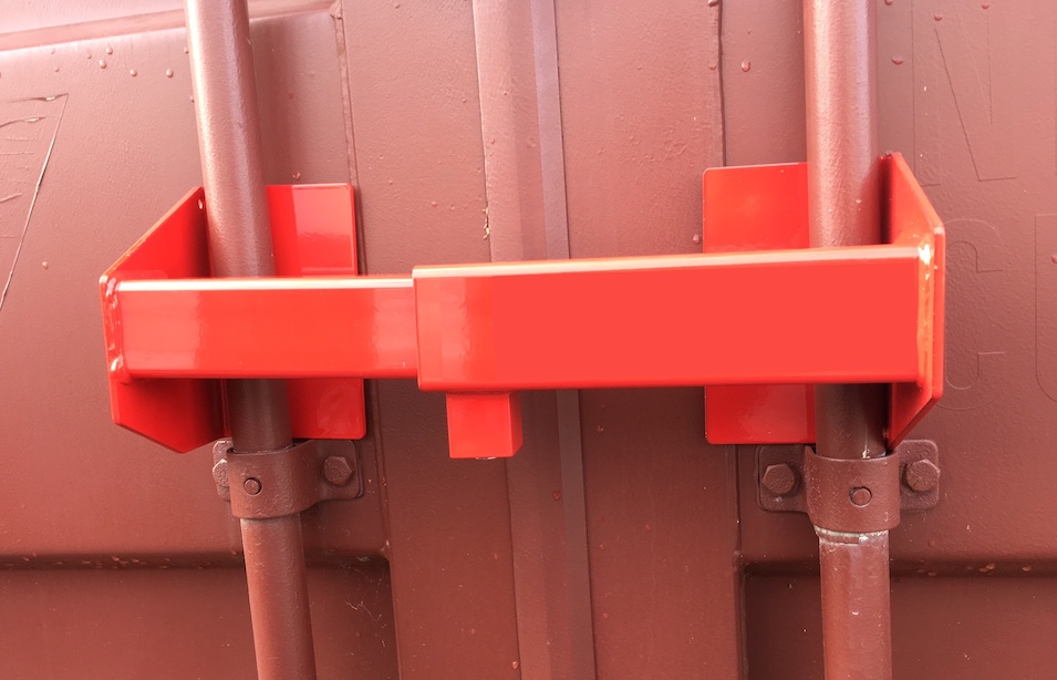 Shipping Container Heavy Duty Door Lock For Sale at Shipped com