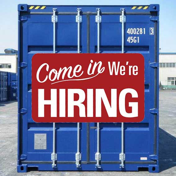 We are hiring workers for Shipped.com
