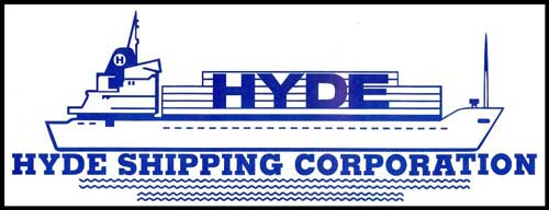 Hyde Shipping logo
