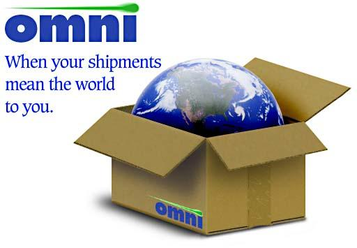 OMNI packaging logo