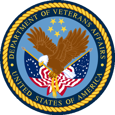 US Department of Veterans Affairs (VA) circle logo
