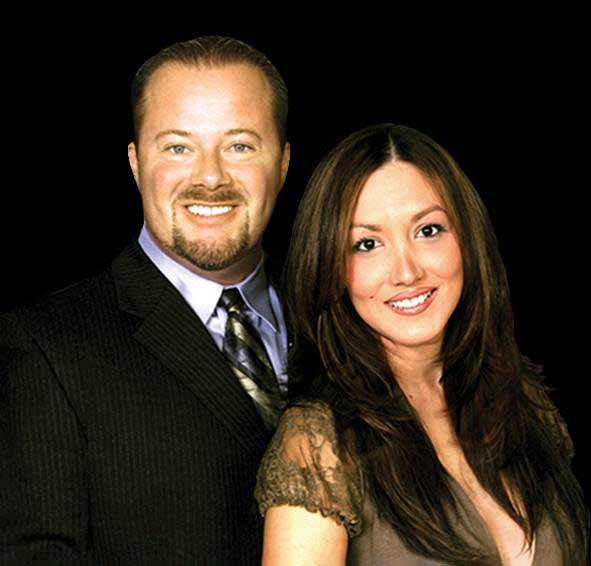 Bill & Francoise Myers