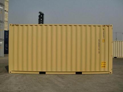 20' High Cube (9'6