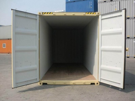 20' High Cube shipping container in New (One-Trip) condition #3