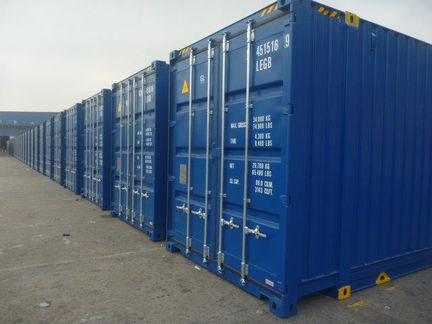 48' High Cube shipping container in New (One-Trip) condition #3