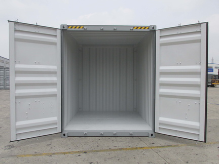 Under 20' (5', 8' 10' etc) shipping container in New (One-Trip) condition #2