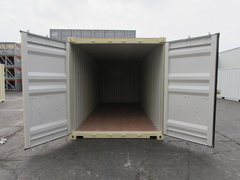 20' Standard shipping container in New (One-Trip) condition #2