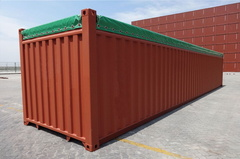 40' Open Top  shipping container in New (One-Trip) condition #3