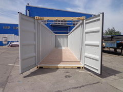 40' HC Open Top  shipping container in New (One-Trip) condition #2