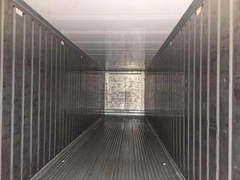 40' HC Reefer shipping container in New (One-Trip) condition #2