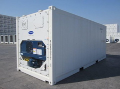 20' Refrigerated shipping container in New (One-Trip) condition #3
